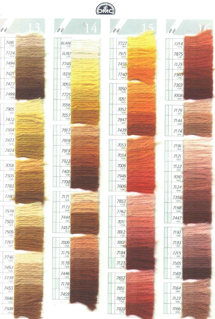 Dmc needlepoint yarns at sale prices dmc tapestryg 130890 bytes geenschuldenfo Images